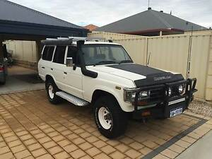 1989 Toyota LandCruiser Wagon Pearsall Wanneroo Area Preview