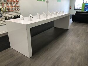 Display Tables with security stands