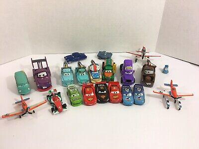 Lot of Disney Pixar Cars & Planes - Die-Cast & Plastic (Some Damaged) - Trucks na sprzedaż  Wysyłka do Poland