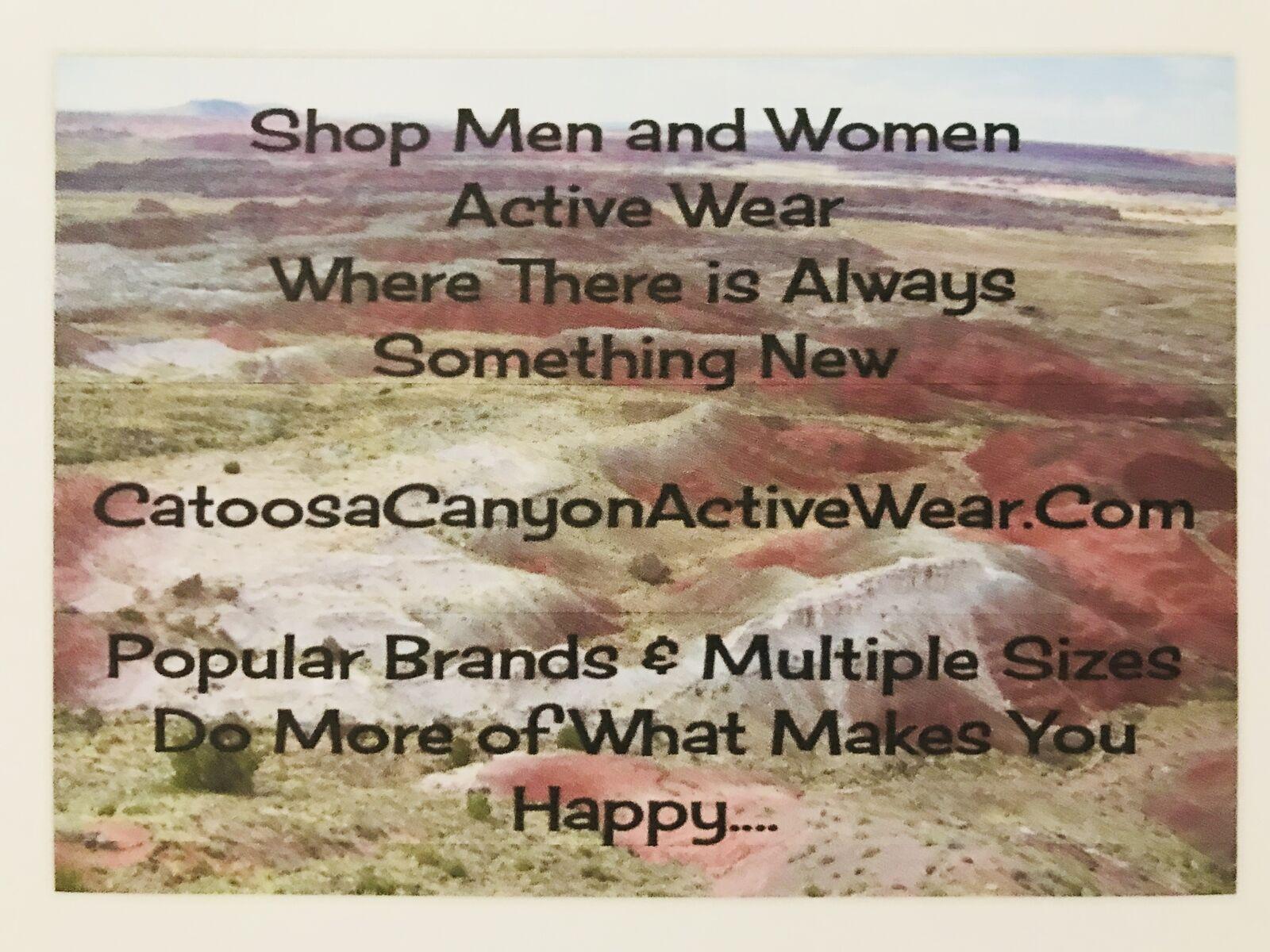 Catoosa Canyon Active Wear