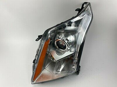 2010 2011 2012 2013 2014 2015 2016 CADILLAC SRX LEFT DRIVE HEADLIGHT OEM HALOGEN