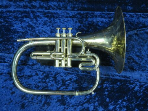 Dynasty F Mellophone Ser#6625 Good Player with a Clear Tone