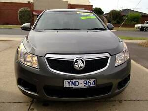 2011 Holden Cruze CD OPEN 7 DAYS APPOINTMENTS DUE TO COVID 19 Bacchus Marsh Moorabool Area Preview