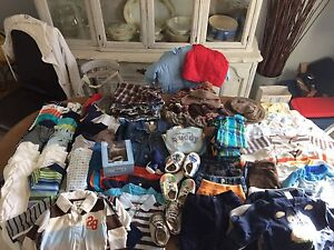 Huge lot of baby boy 6-9 month clothes