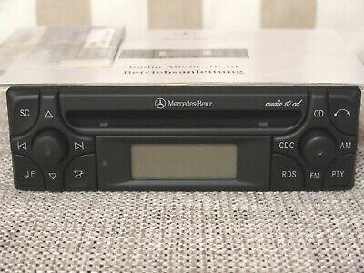Autoradio Mercedes Audio 10 CD Alpine MF2910 NEU W202 W208 W210 R129 R170