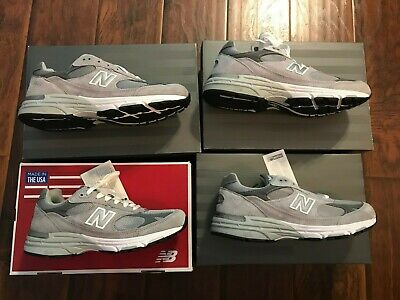 New Balance 993 MR993GL Gray US7-US11 BRAND NEW 2E and 4E Width Available!