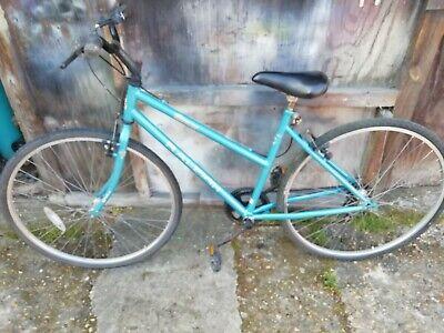 Ladies Raleigh pioneer hybrid cycle