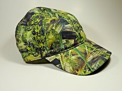 b43ec4240f145 FISHOUFLAGE BASS FISHING CAP CAMO HAT ADJUSTABLE SIZE NEW BOX06