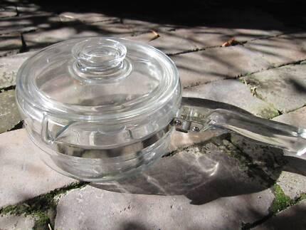 Large Pot With A Glass Lid Pots Pans Gumtree Australia The