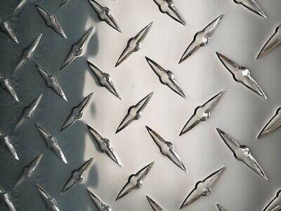 - Aluminum Diamond Tread Plate 3003 .063 40