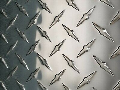 Aluminum Diamond Tread Plate 3003 .063 40 X 12