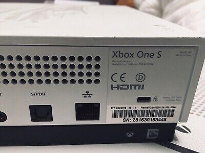 Xbox 1 S 1TB