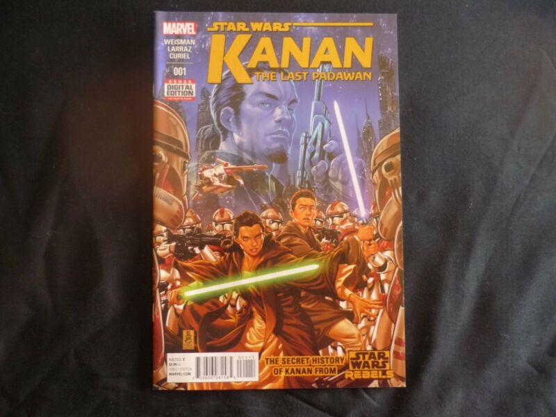 Kanan The Last Padawan 1 (B29) NM Star Wars