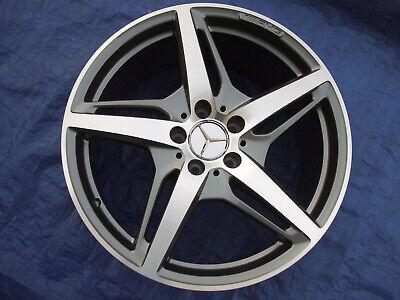 Mercedes   AMG GT C190 Felge 19 Zoll 9 x 19 ET62 A1904010100 bicolor ★NEU★ (2)