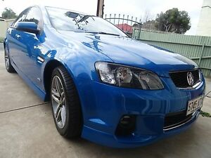 MANUAL 2012 series ll HOLDEN COMMODORE VE SS Parafield Gardens Salisbury Area Preview