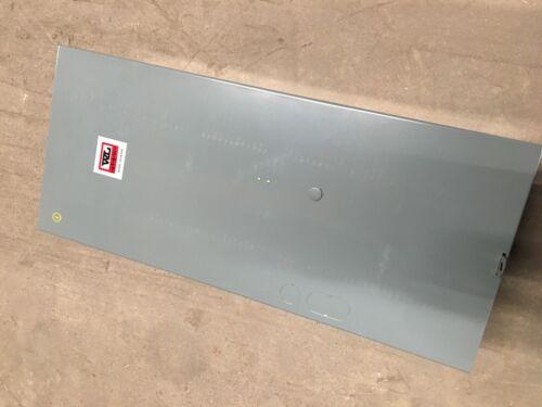 5953-1120 Ward Leonard Contactor Enclosure, 10 x 24 x 8, Nema 1