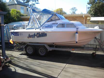 Boat Fishing / Cruiser