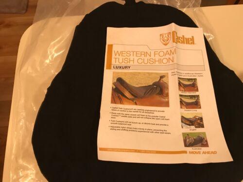 New Cashel Luxury Foam Tush Cushion (Full Seat)