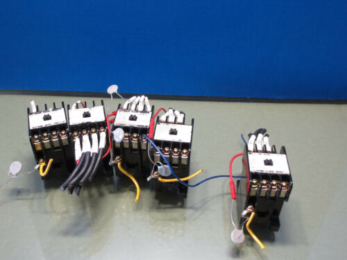 HITACHI AC MAGNETIC CONTACTOR K10N-EP MS-1