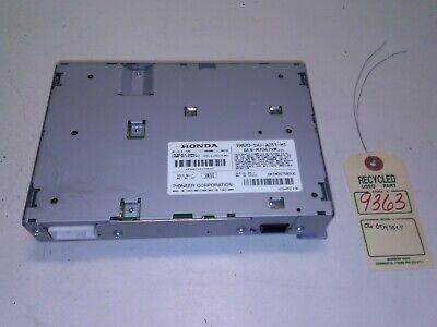 2005 Honda Odyssey XM Radio Tuner Receiver OEM 39820-SHJ-A011-M1 #9363 Honda Xm Tuner