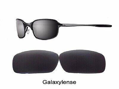 Galaxy Replacement Lenses For Oakley Square Wire 2.0 Sunglasses Black (Oakley Square Wire 2.0 Polarized Lenses)