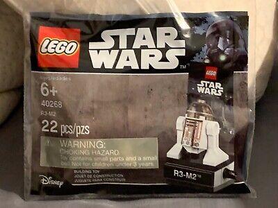 LEGO 40268 2017 DISNEY STAR WARS MINIFIGURE POLYBAG R3-M2 ASTROMECH DROID