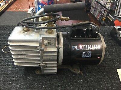 Jb Industries Platinum Vacuum Pump Model Dv-142n 5cfm