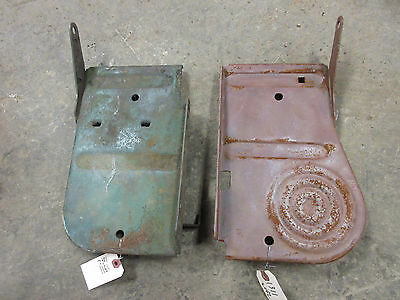 John Deere 40 420 430 T Tricycle Foot Rest Platform Set Of 2  Set 3