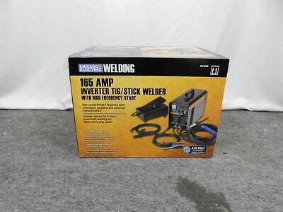 Chicago Electric 62486 165 Amp Inverter Tigstick Welder