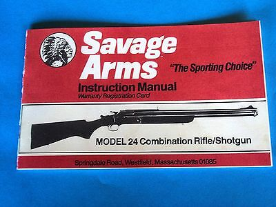 manuals owners manual dated rh thea com Savage Arms 308 Savage Arms Axis