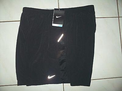 New NIKE Running Shorts Men Size XL Dri-Fit *Black $40