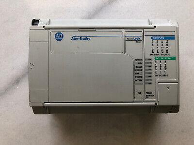 Allen Bradley 1764-28bxb Ser B Micrologix 1500 1764-lsp 1764-ecr Fully Tested