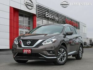 2015 Nissan Murano VERY LOW KMS, WELL APPOINTED