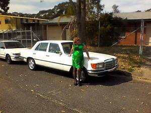 1974 Mercedes-Benz 280 Sedan Anna Bay Port Stephens Area Preview