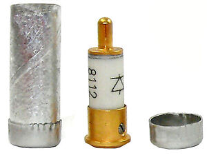 Microwave Diode for Detector Mixer Power Meter DC- 15GHz Mil. USA - <span itemprop='availableAtOrFrom'>Ozorków, Polska</span> - Microwave Diode for Detector Mixer Power Meter DC- 15GHz Mil. USA - Ozorków, Polska
