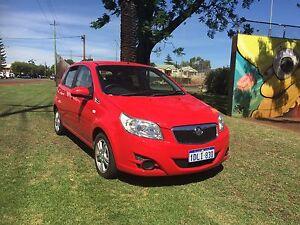 2010 Holden Barina Hatch $4499 (LOW 85 312 KM) Leederville Vincent Area Preview