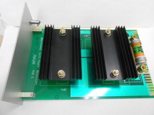 ABB 9602933ASS MAVR MOD 5 AUTO POWER CARD PCB CIRCUIT BOARD