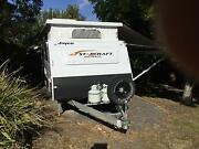2015 Jayco Starcraft Outback Mount Evelyn Yarra Ranges Preview