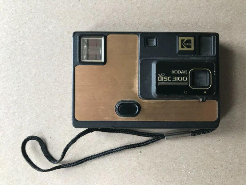 Vintage Kodak Disc 3100 Camera Used/Untested
