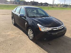 2009 Ford Focus fully loaded