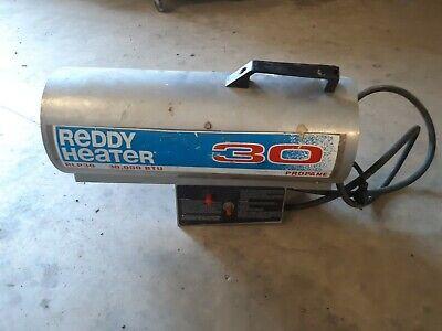 Reddy Heater Rlp30 Propane Heater 30000 Btu - Used