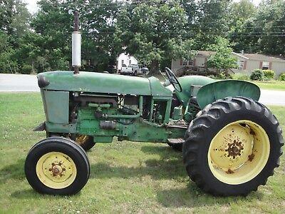 JOHN DEERE 1010    2WD  GAS  TRACTOR