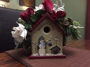 Lot of 14 assorted Christmas decor - all for only $7