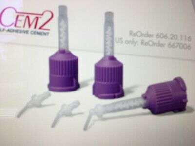 Ah Plus Jet Tips 20 Mixing Tips 20 Intra Oral Tips - Dentsply Brand