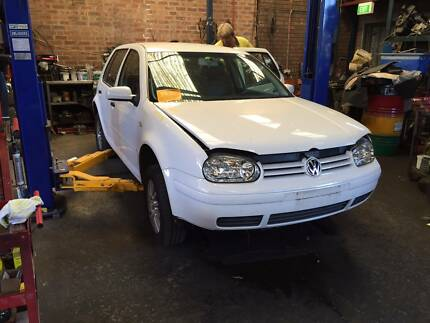 VOLKSWAGEN GOLF PARTS NOW WRECKING DISMANTLING AVAILABLE Smithfield Parramatta Area Preview