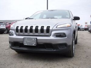 2017 Jeep Cherokee Sport ~ Bluetooth, Touch Screen Display!