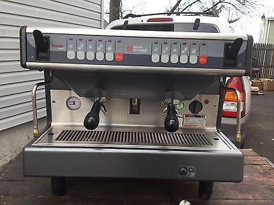 Nova Simoneli Premier Two Group Espresso Machine.