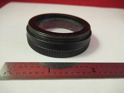 Olympus Japan Stereo Objective Lens 1x Optics Microscope Part Ft-1-41