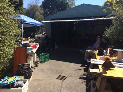 Garage Sale 26th September 8am-3pm Vermont Whitehorse Area Preview