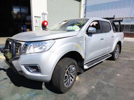 ***Now Wrecking 2016 Nissan Navara Utility 4 Cylinder – 4WD***